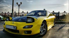 Реставрация , ремонт и тюнинг  Mazda RX7